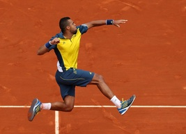 Jo-Wilfried Tsonga will be one to watch at Roland Garros